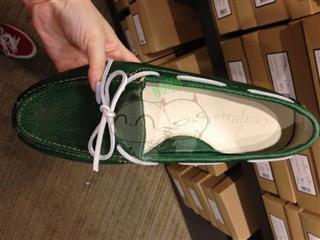 美国代购 Cole haan 男款豆豆鞋