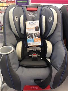 【美国直邮代购】葛莱Graco My Size 65儿童汽车安全座椅