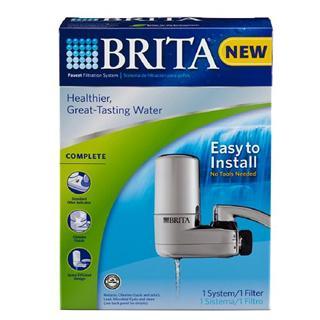 护航直邮 Brita 碧然德 水龙头用净水系统 带1滤芯