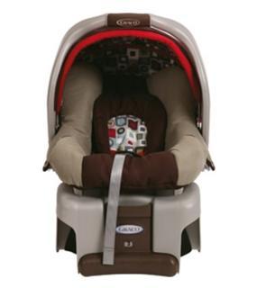 Graco SnugRide 婴儿汽车安全座椅(提篮式)