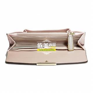 美国代购 49595 49991 麦迪逊系列包盖式长款钱包 女包 手拿包