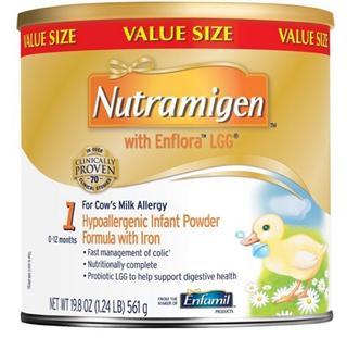 【两罐包邮价】Enfamil 美赞臣 1段防蛋白过敏 561g