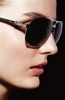 美国代购Dior迪奥Chicago 2 Strass 镶钻明星飞行员太阳镜3色直邮