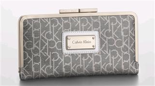 美国代购专柜正品 CK女包 Calvin Klein 钱包36021048小票直邮