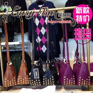 依美尚品 Juicy Couture YHRUO129 休闲逛街铆钉单肩斜挎女包15
