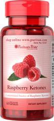 (5瓶)普瑞登Puritan's Pride树莓酮脂肪燃烧100mg健康减肥51507