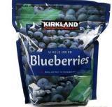 美国直邮 Kirkland柯蓝特级蓝莓果干567克护眼抗氧化防辐射
