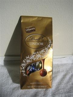 美国正品瑞士莲软心松露巧克力5种口味600G