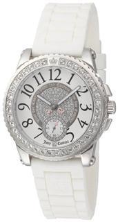 Juicy Couture 橘滋晶钻石英女表手表大盘新款1900702