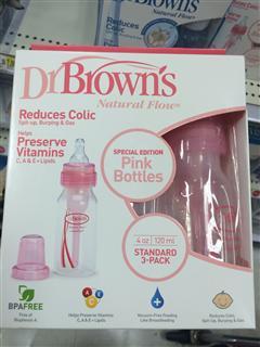 布朗博士 120ml 3个装