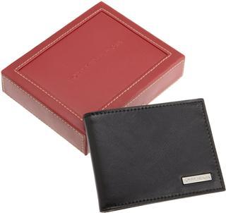 美国直邮 正品Tommy Hilfiger 男士两折钱包/钱夹/皮夹 F款