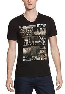 Guess/盖尔斯 男士T恤多色  代购预定