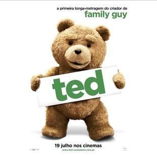 美国直邮 正版电影TED泰迪熊毛绒公仔会说话的熊40cm 粗口款