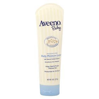 Aveeno Baby婴儿天然燕麦保湿润肤乳 227g
