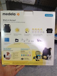 美德乐Medela 新风韵 PIS Advance 双边电动吸奶器