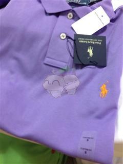 美国代购 Ralph Lauren 男士Polo衫 纯色 双数才可以拍 单数469元