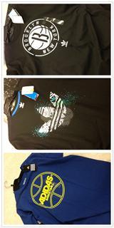 阿迪达斯/Adidas 男士 三叶草 短袖T恤美国代购