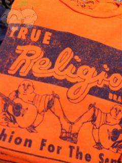 美国代购 true religion 男士 T恤 多款多色