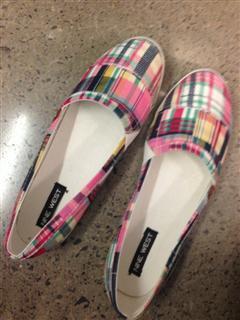 美国代购 Nine West/玖熙 女鞋 帆布鞋