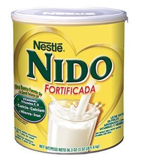 美国直邮 Nestle 雀巢NIDO全脂奶粉 儿童孕妇成人 1600g
