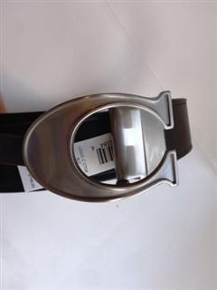 美国代购专柜新款正品COACH66108寇驰男 时尚搭配Clogo双面真皮带
