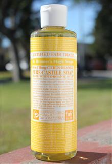 美国直邮Dr.Bronner's布朗博士有机柑橘精油洁颜露236ml 亮白保湿