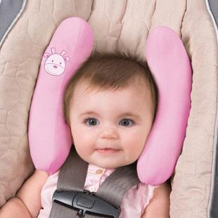 直邮 美国代购Summer Infat宝宝护颈枕u型枕 儿童汽车头部保护枕