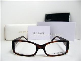 美国代购 VERSACE 范思哲 VE 3139 B 近视眼镜架光学镜框 2色直邮