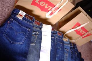 levi's 里维斯牛仔裤 女款