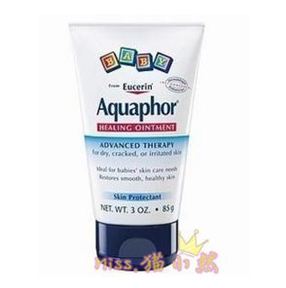 美国Eucerin Aquaphor优色林万用膏/护臀膏/湿疹膏85克