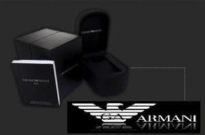 美国直邮  Emporio Armani阿玛尼正品 独立秒针 金属女表AR1639