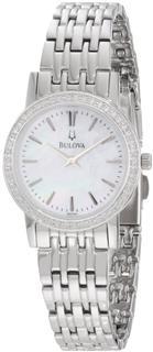 美国代购 Bulova 宝路华 96R164 女表 石英表 手表