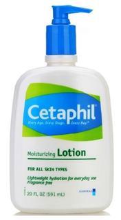 超值套装 Cetaphil 丝塔芙温和洗面奶+温和保湿润肤乳液 591ml 2种