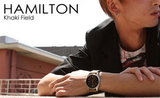 美国代购 汉密尔顿 Hamilton H70655733 手表 男表 机械表