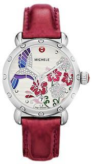 Michele CSX Garden Party MWW05D000003米歇尔镶钻女表 限量版