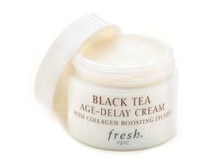 美国代购 Fresh BLACK TEA AGE-DELAY CREAM红茶黑茶逆时修护面霜