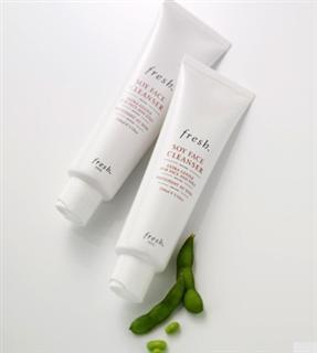 Fresh Soy Face Cleanser大豆精华洁面啫哩/大豆洗面奶