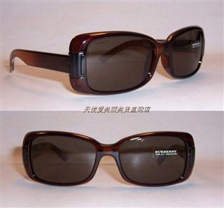 美国正品代购 Burberry 巴宝利 BE4087 3170/3 眼镜墨镜太阳镜 美国直邮