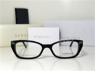 美国代购 VERSACE 范思哲 VE 3150 B 近视眼镜架光学镜框 2色直邮