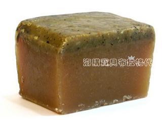 捷克代购菠丹妮乳香没药125G手工皂去粉刺/抗痘控油去痘印\拼包到国内分发
