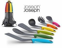 英国Joseph Joseph创意彩虹木马旋转 多功能厨具7件套