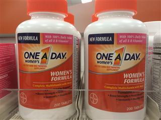 多年龄段 女性综合维生素
