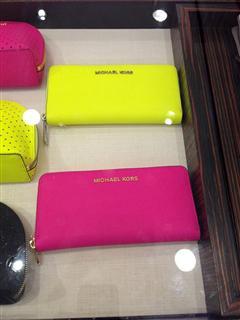 MICHAEL Michael Kors Handbag, Travel Zip AroundContinental50
