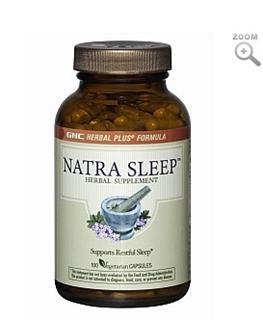 美国GNC 西番莲天然草本安睡配方 100粒 安神帮助睡眠改善失眠