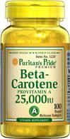 (5瓶装) β-胡萝卜素(综合营养高效护眼防癌加强免疫力)