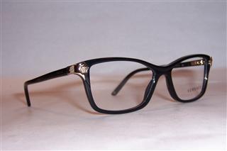 美国正品代购 VERSACE范思哲 VE3156 近视眼镜架眼镜框 2色包直邮