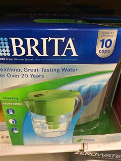 Brita最新科技净水机  新上市 不含BPA