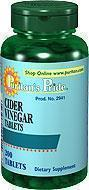 美国直邮Puritan's Pride2瓶 纯天然苹果酸减重消脂(200粒)