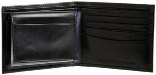 美国直邮 正品Tommy Hilfiger 男士两折钱包/钱夹/皮夹 K款