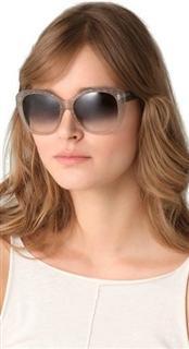 美国代购ALEXANDER MCQUEEN亚历山大麦昆AMQ4193S太阳镜4色包直邮